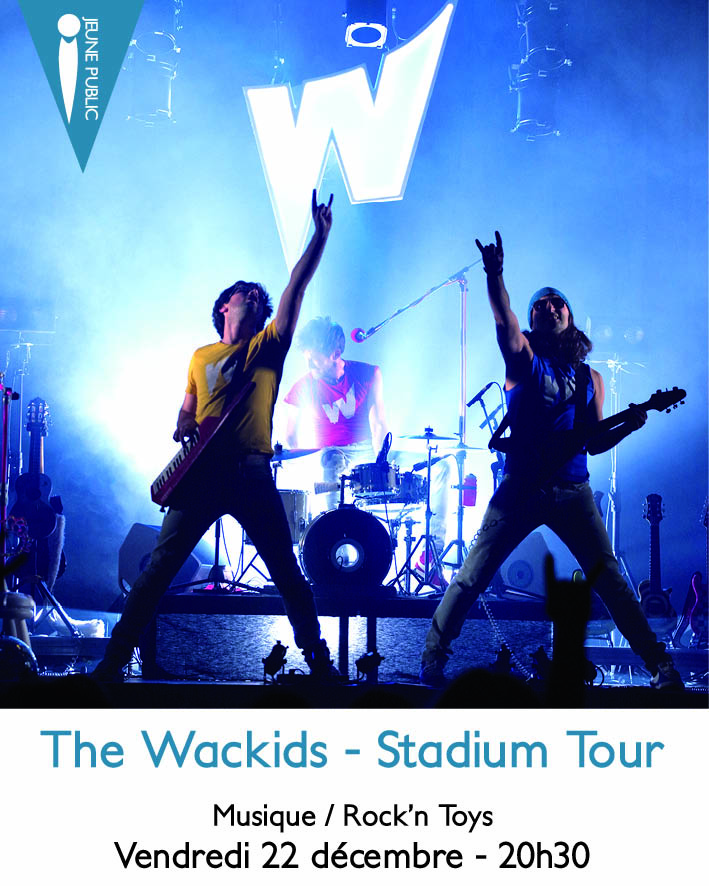 The Wackids / Stadium tour