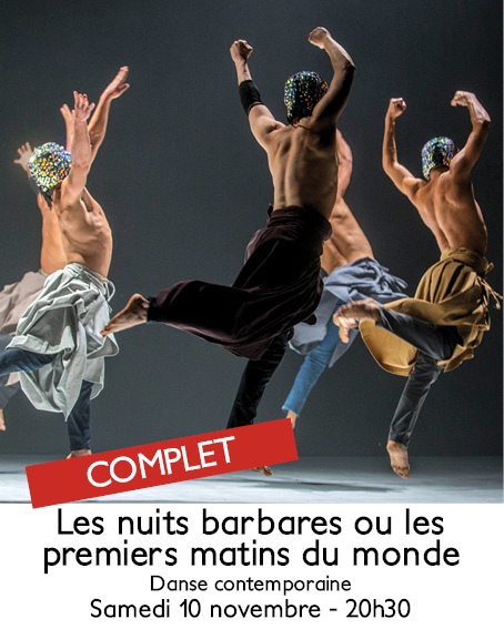 Les nuits barbares