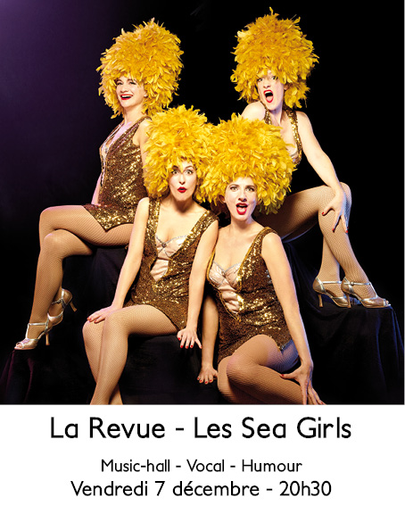 La Revue - Les Sea Girls